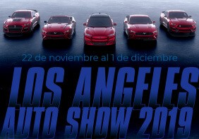 LA Autoshow 2019