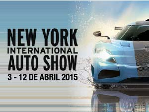 Auto Show de Nueva York 2015