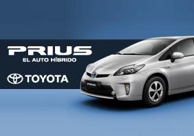 Prius, el auto híbrido