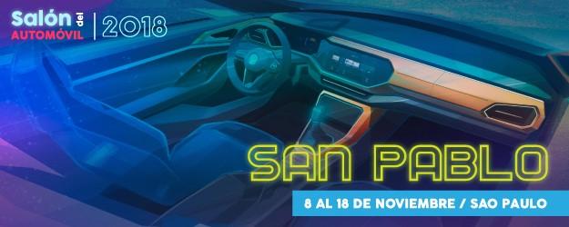 Salón de San Pablo 2018