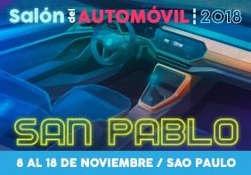 Salón de Sao Paulo 2018