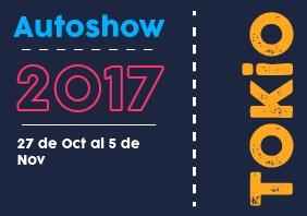 Auto Show de Tokio 2017