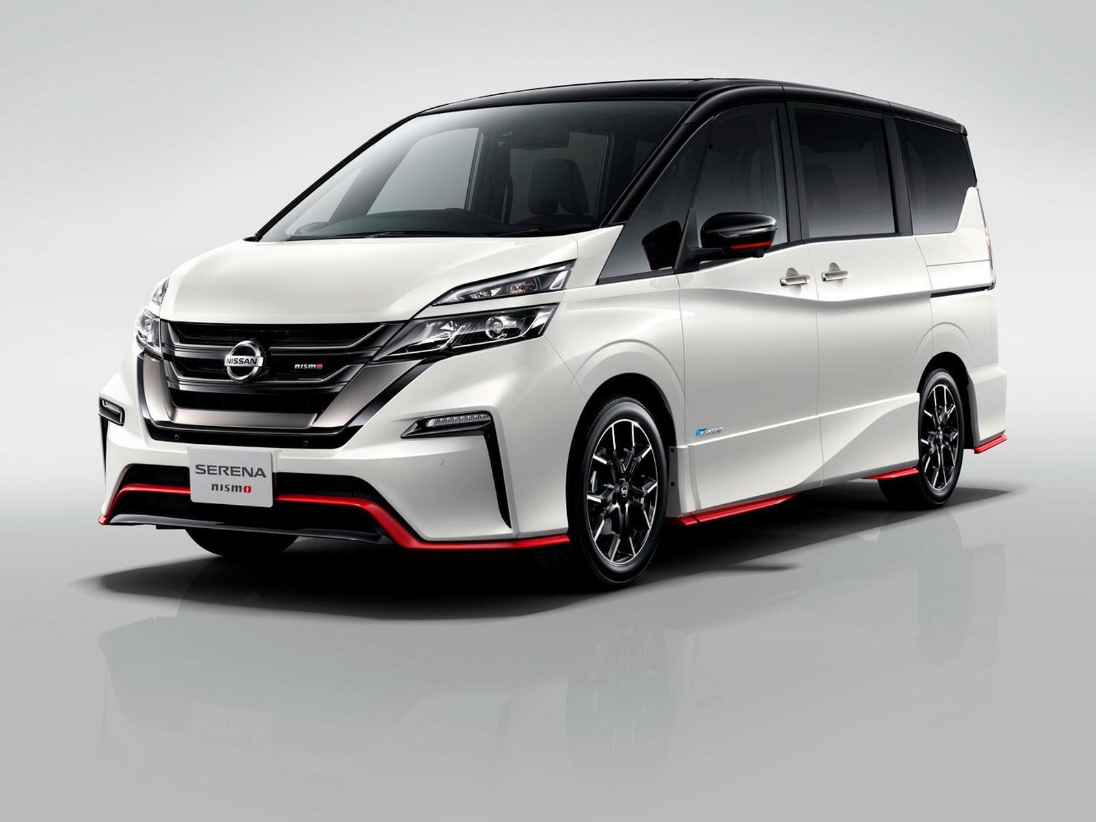 Nissan Serena Nismo una minivan con sabor racing
