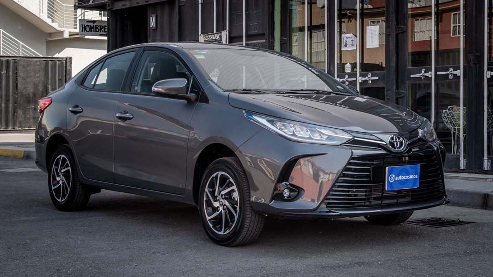Manejamos el Toyota Yaris Sedán 2021