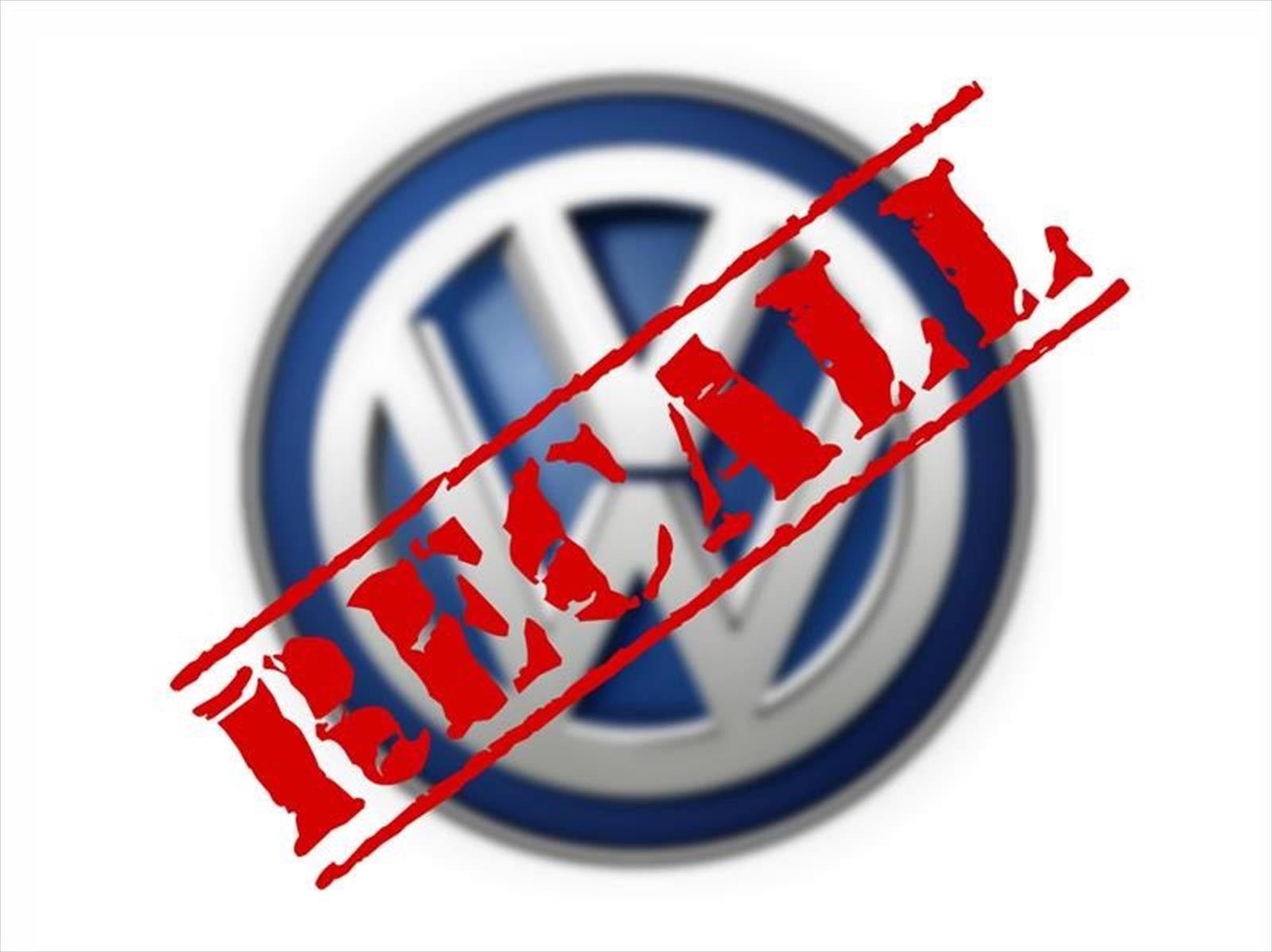 Recall a 74,000 unidades del Volkswagen Touareg