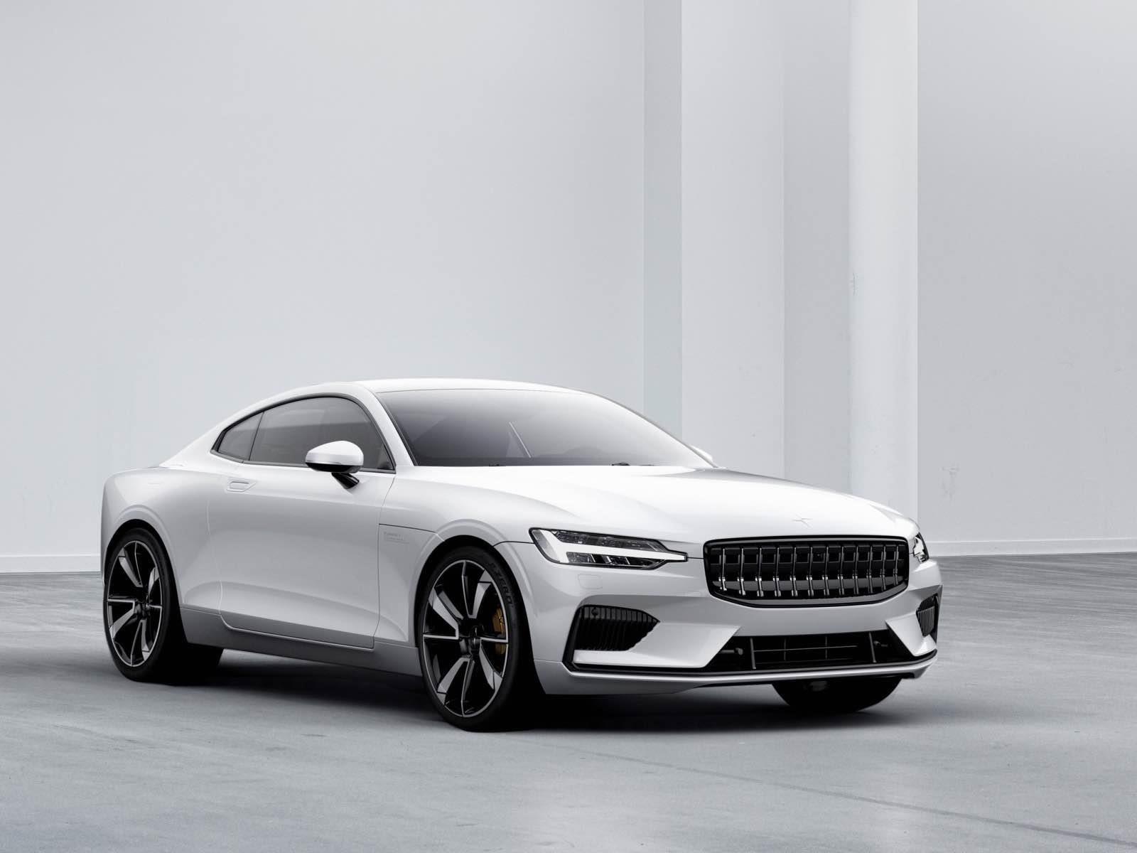 Polestar 1, el primer modelo de la submarca de Volvo