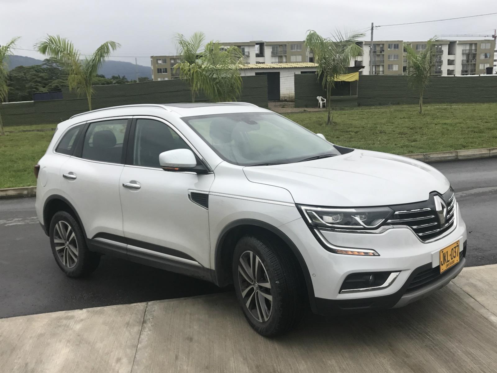 Renault Koleos, manejamos en Colombia la nueva versión de esta SUV