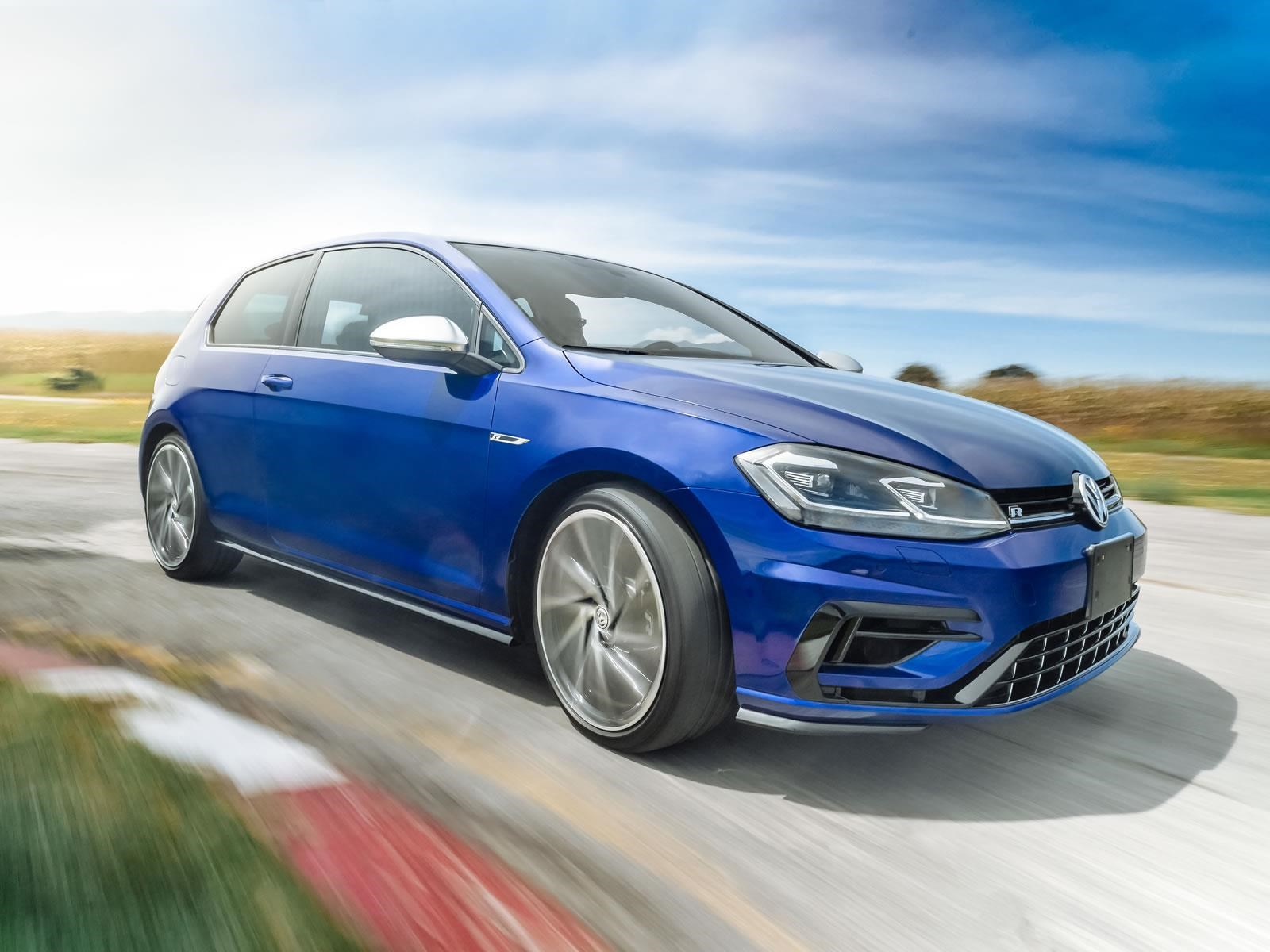 Manejamos el Volkswagen Golf R 2018