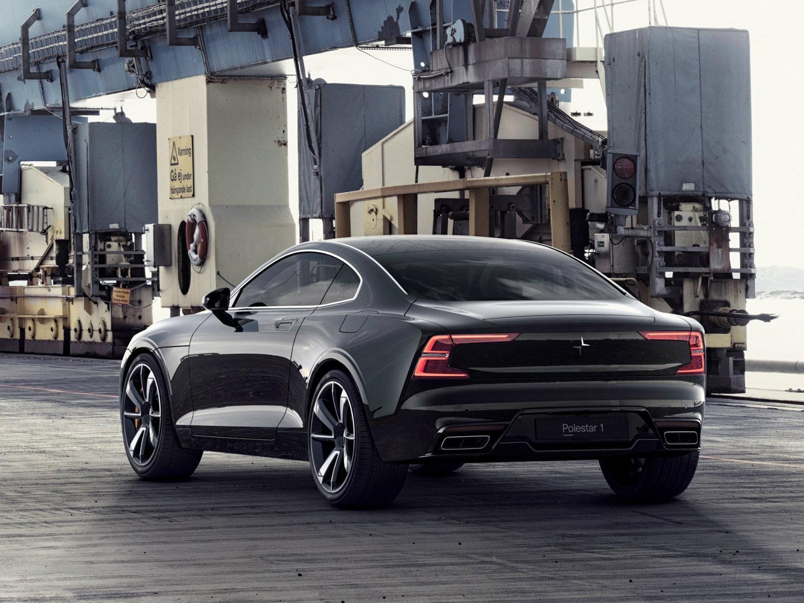 Volvo y Geely Holding invierten 750 millones de dólares en Polestar