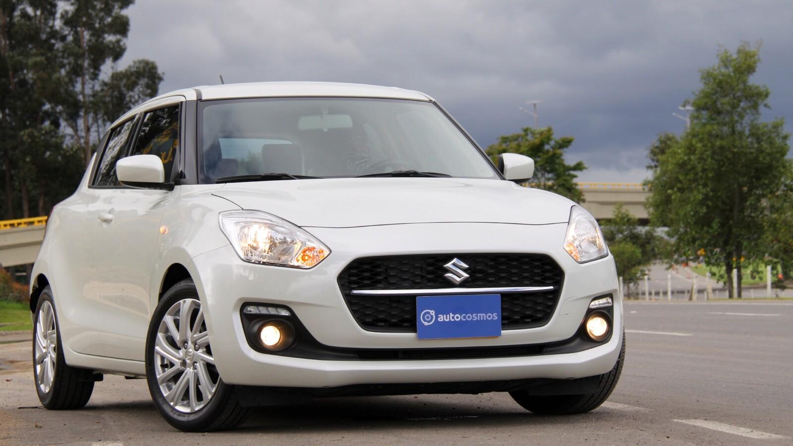 Suzuki Swift Híbrido, prueba de manejo al más económico del segmento