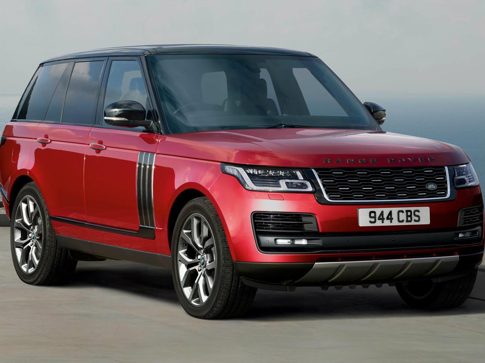 Land Rover desarrolla una versión híbrida de la Range Rover