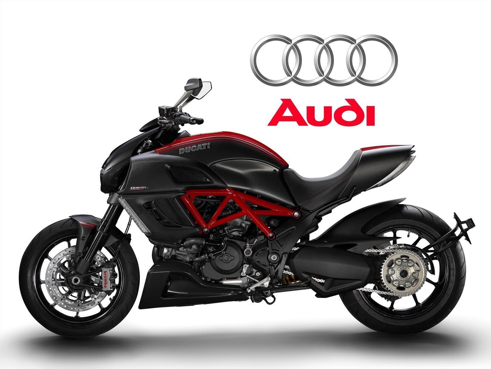 De acá no te vas: Ducati se queda adentro de Audi y no se vende