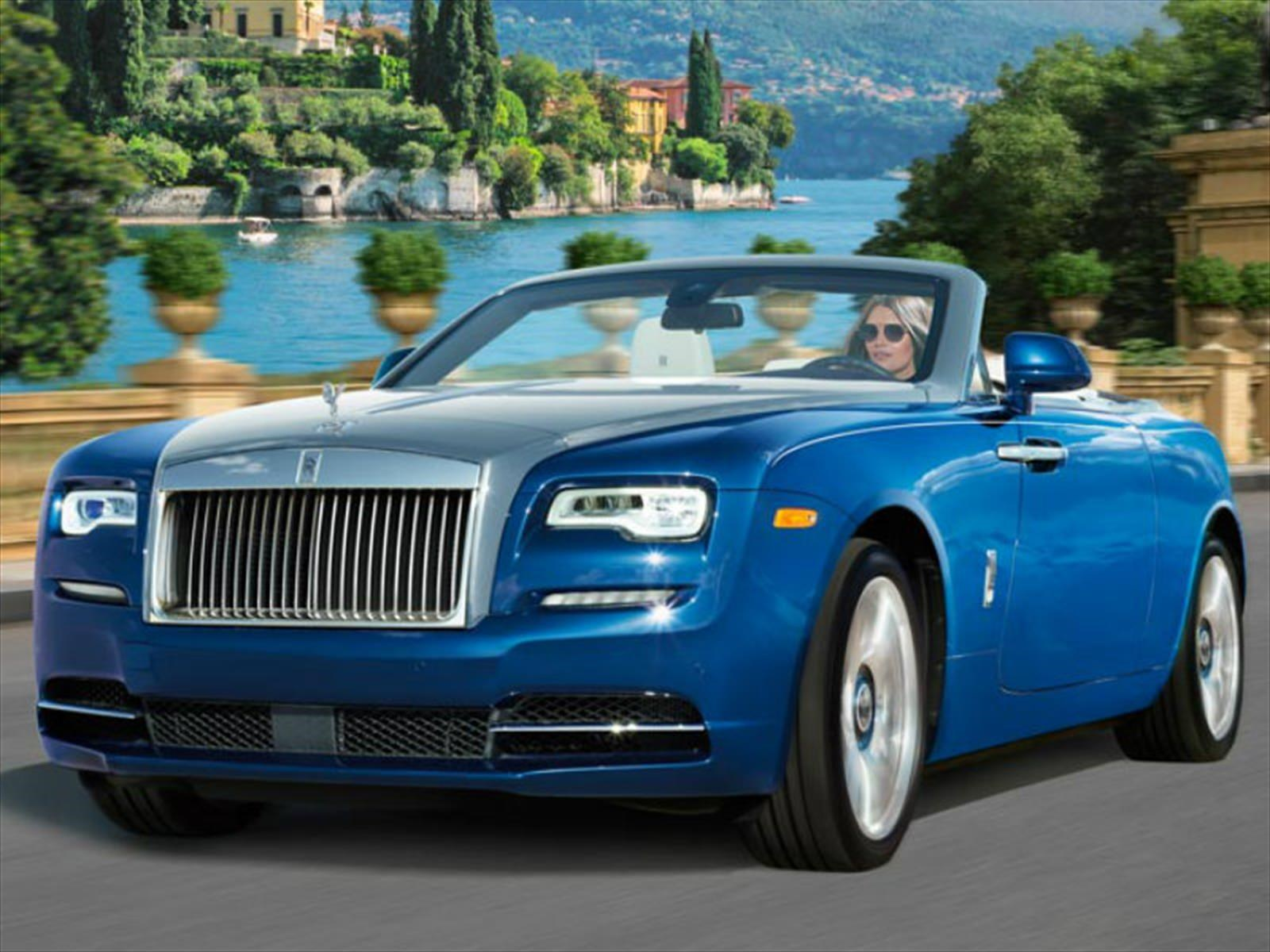 Rolls-Royce Dawn Neiman Marcus Edition, sólo serán 20 unidades
