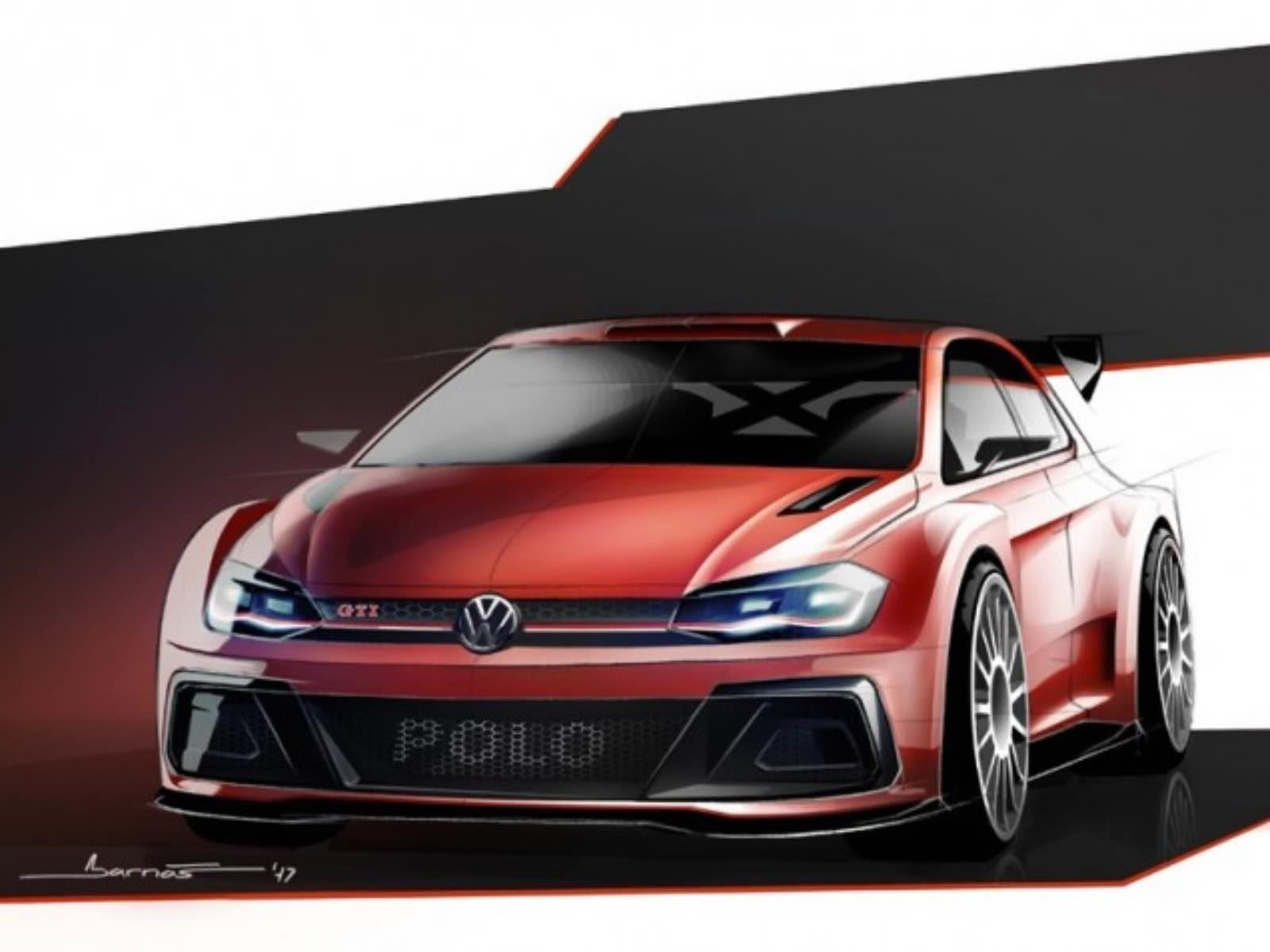 Volkswagen Polo GTI R5 se presenta