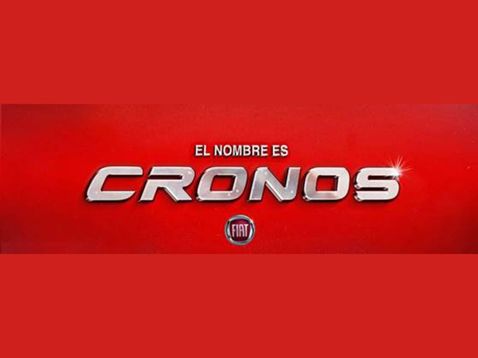 FIAT Cronos, así se llamará el nuevo sedán latinoamericano