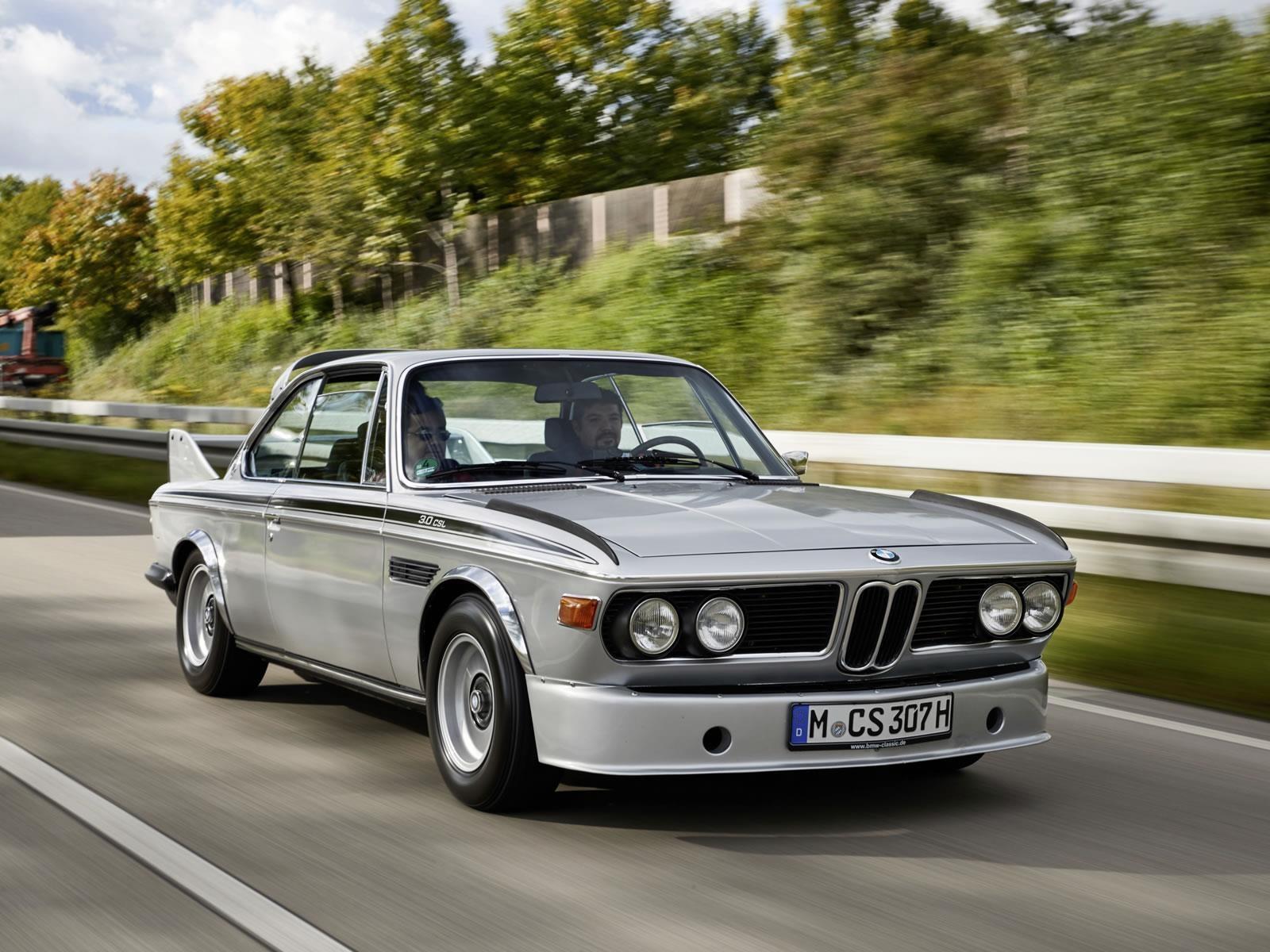Manejamos el BMW 3.0 CSL Batmobile