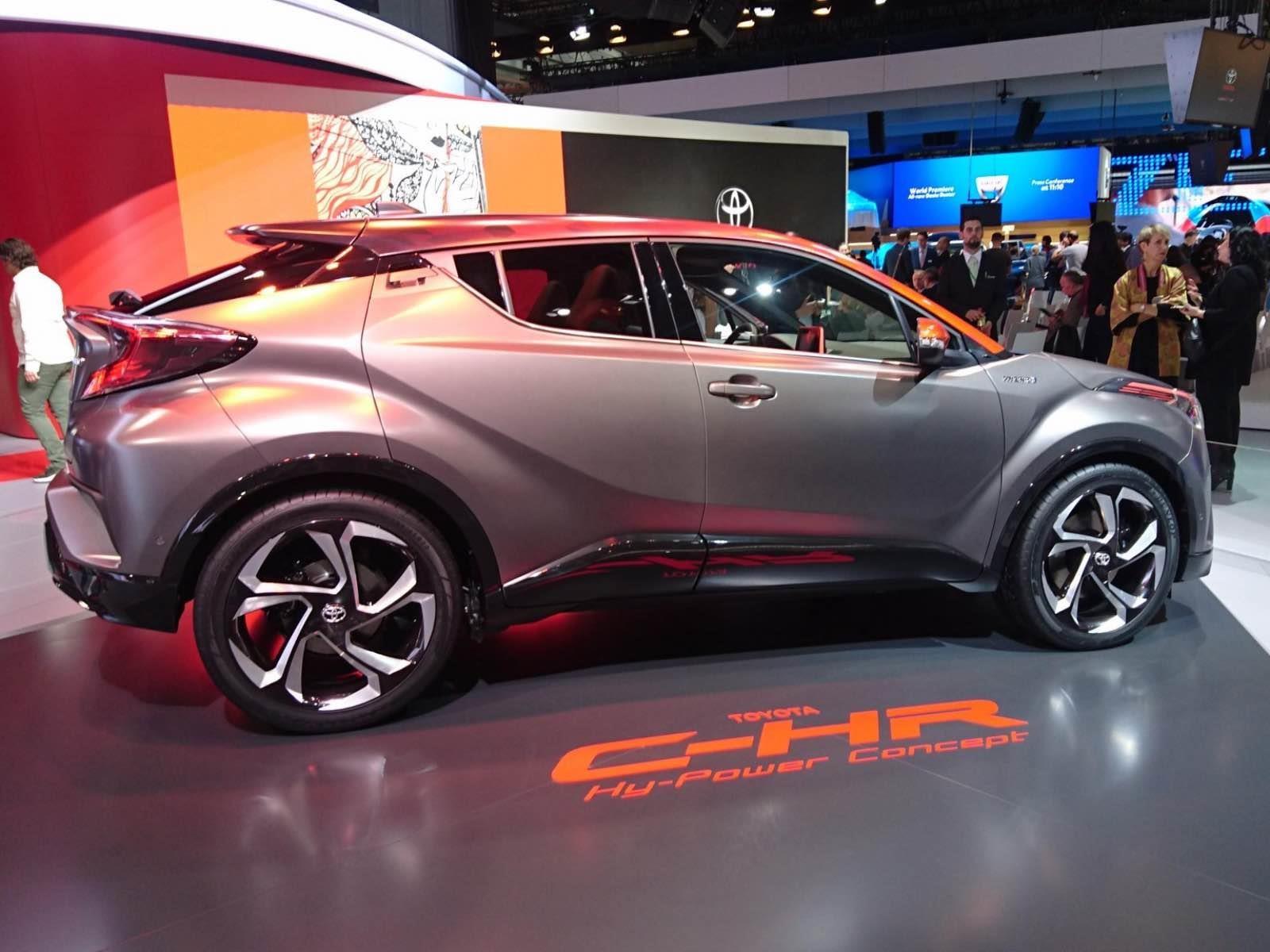 Toyota C-HR Hy-Power: nace la doble opción híbrida