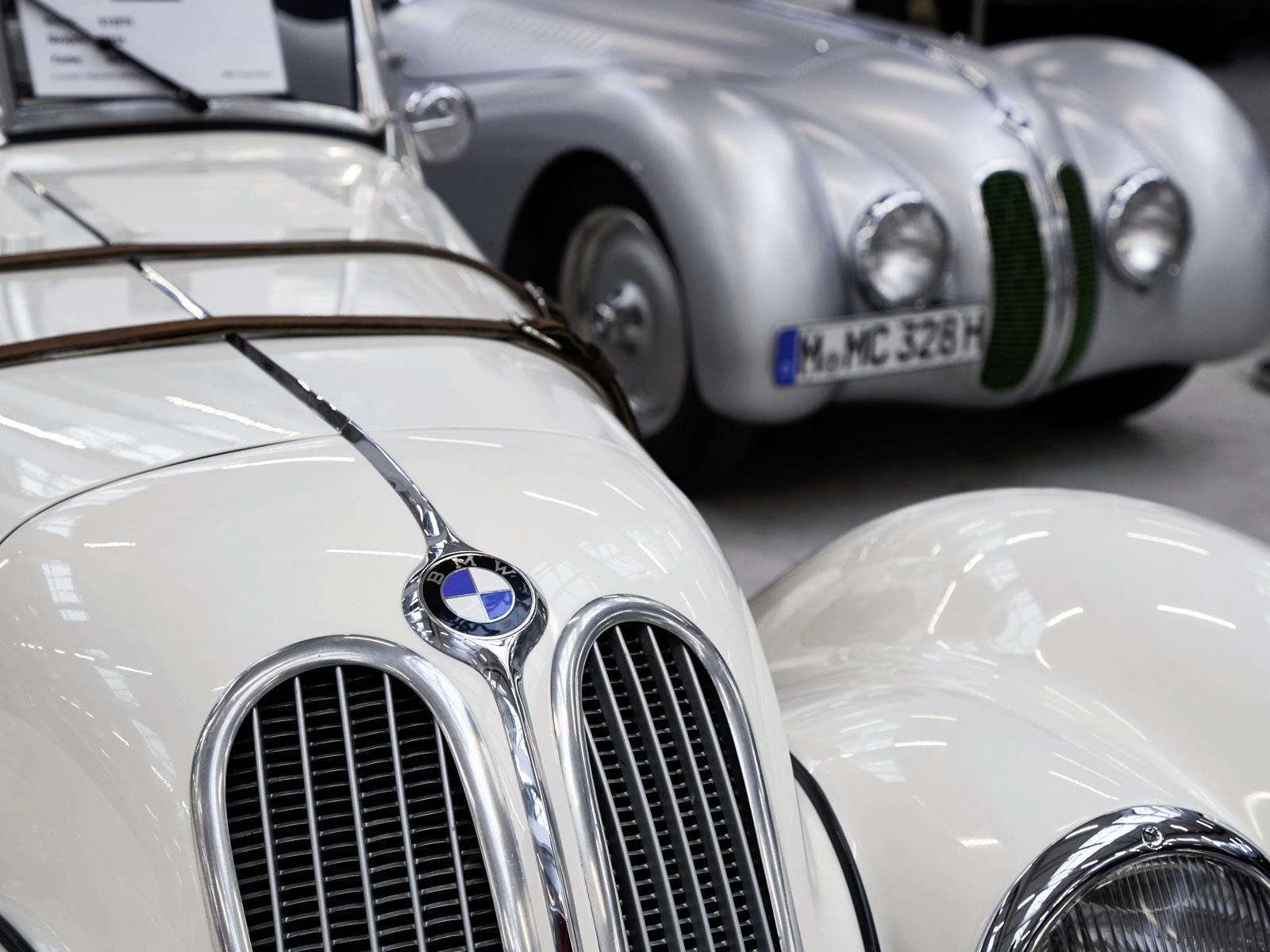 BMW Classic, preservando la historia de la firma bávara