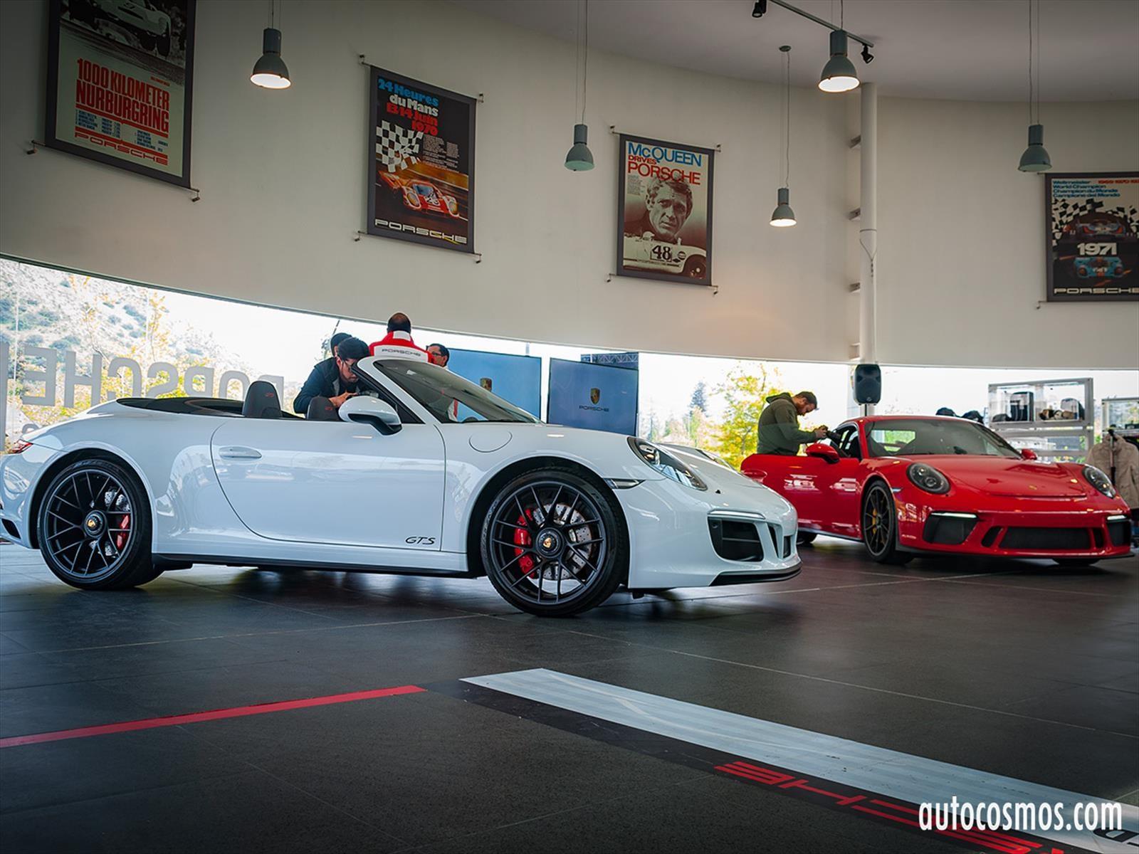 Porsche 911 GTS y GT3 2018 completan la gama