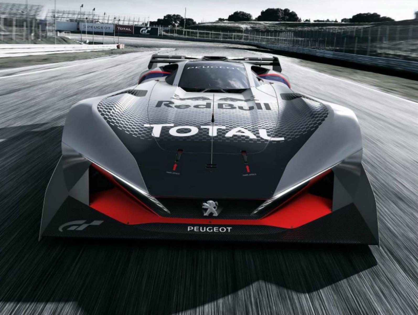 Peugeot L750 R Hybrid Gran Turismo se presenta