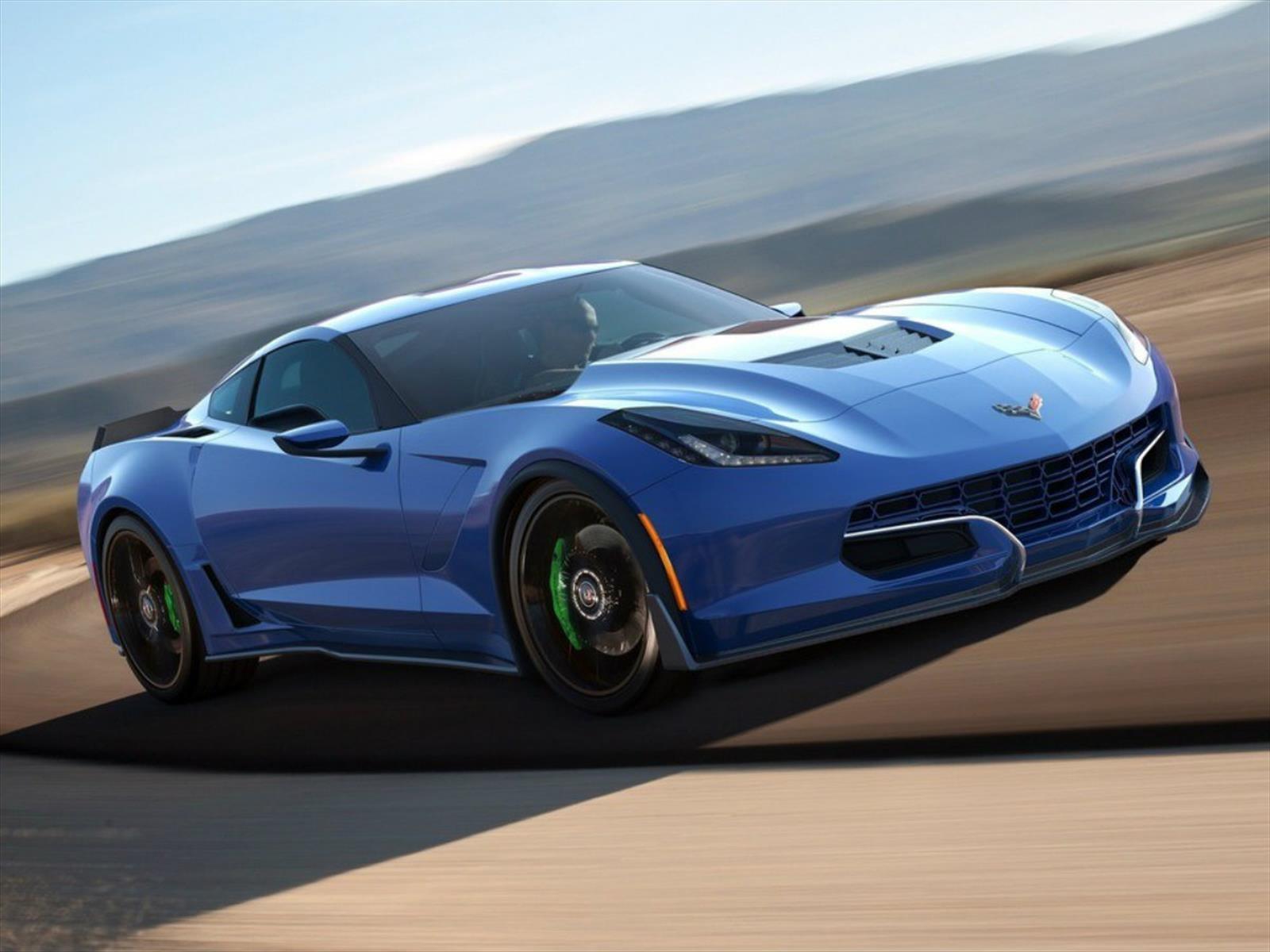 Genovation GXE es el Corvette eléctrico que aniquila al Tesla Model S