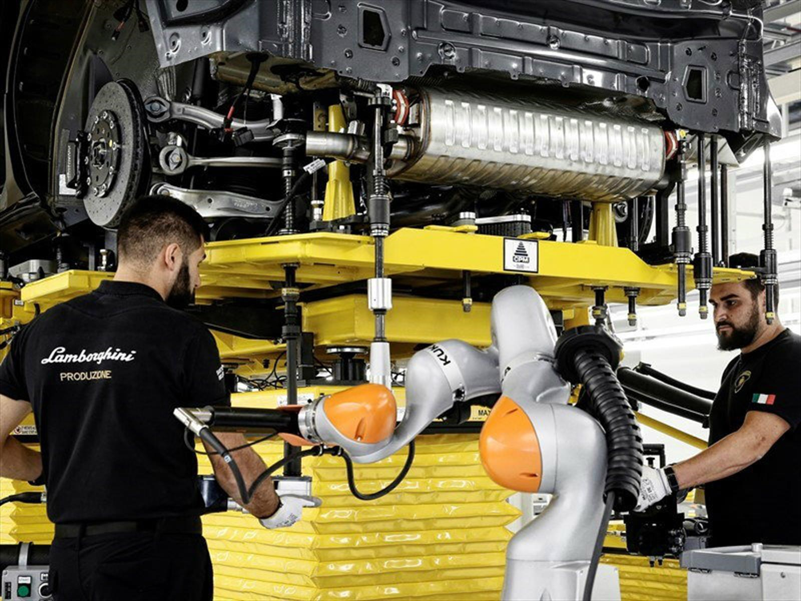 Se viene: Lamborghini tiene todo preparado para la Urus