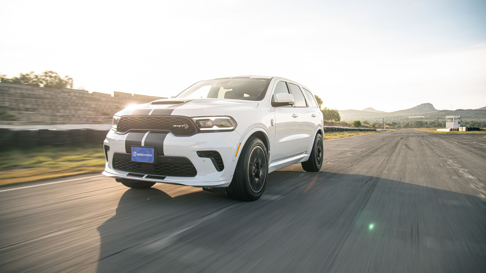 Dodge Durango SRT Hellcat a prueba, una despedida exclusiva y brutal