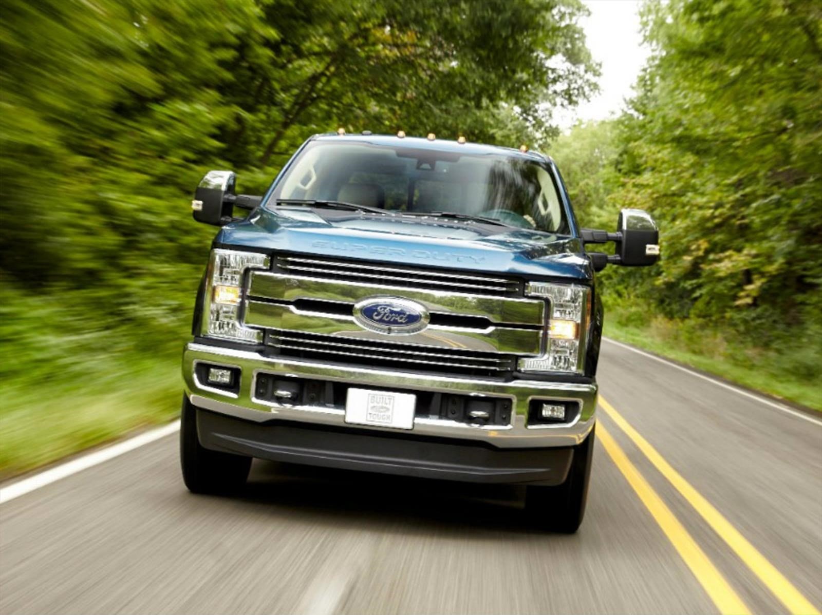 Ford F-Series Super Duty, la pick-up más poderosa de la historia