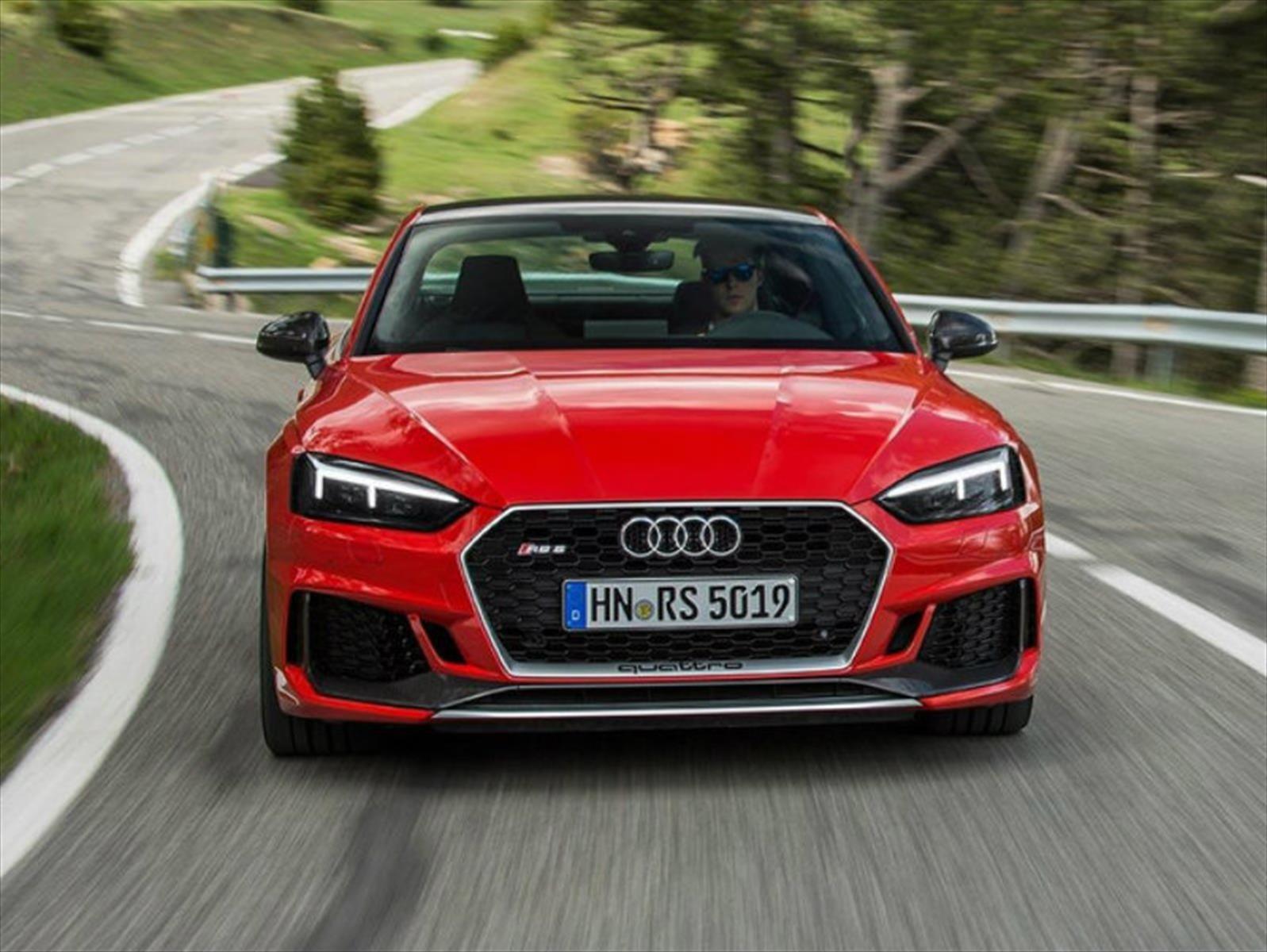 Audi presenta las ediciones Carbon Edition del RS4 y RS5