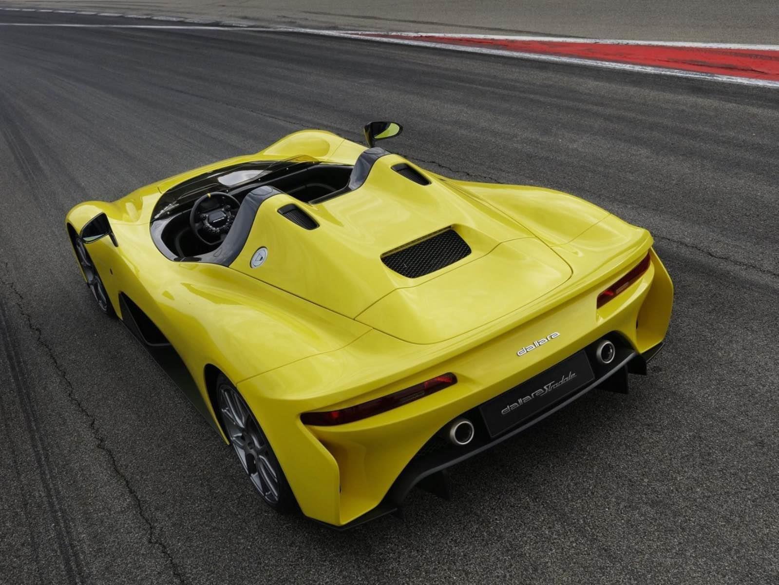 Dallara Stradale 2018 es un deportivo nacido en los circuitos