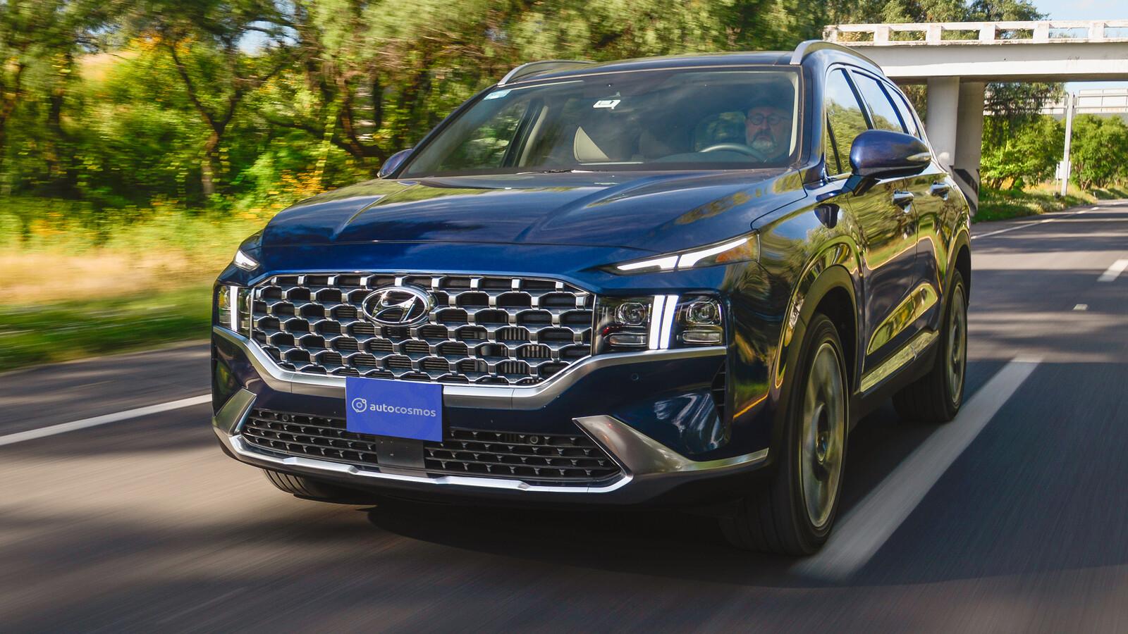 Hyundai Santa Fe 2022 a prueba, algo más que un facelift