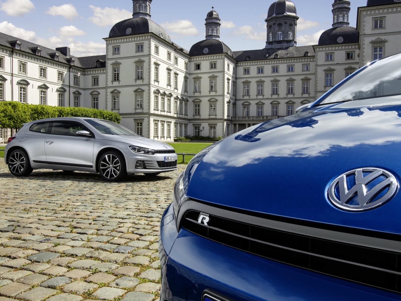 Volkswagen detiene la producción del Scirocco