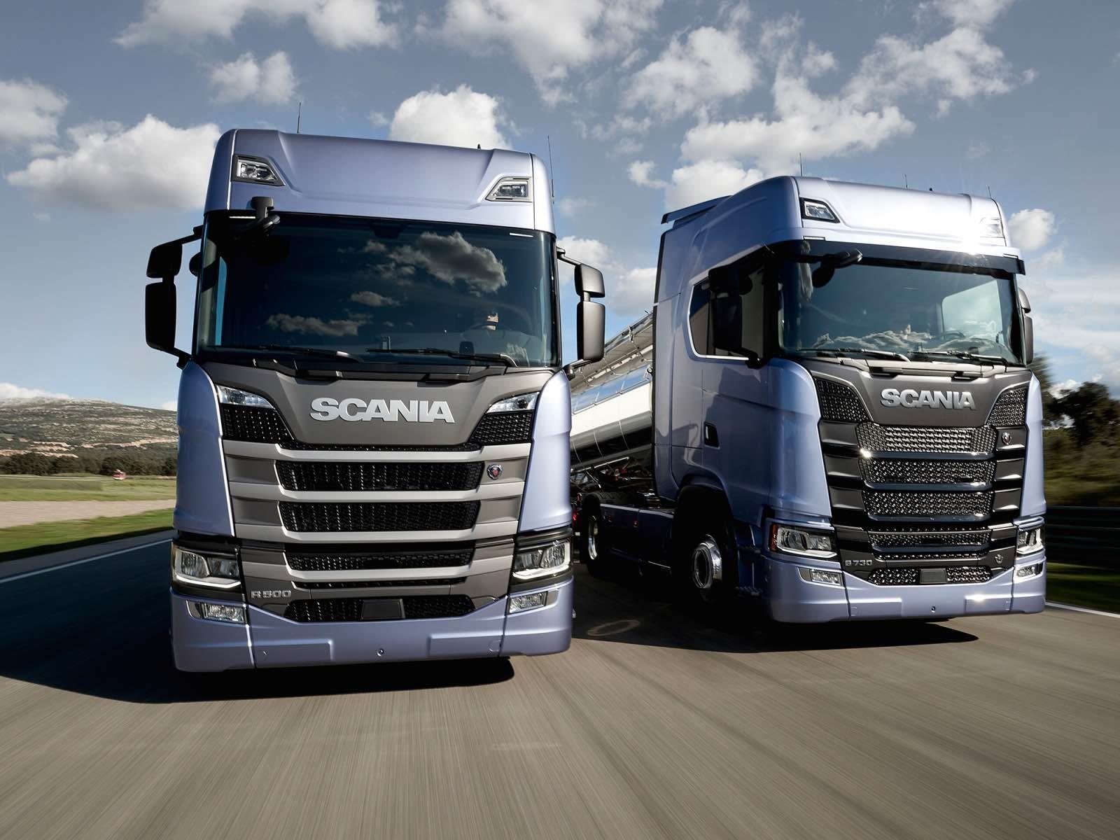 Scania es multado con más de US$1.000 millones