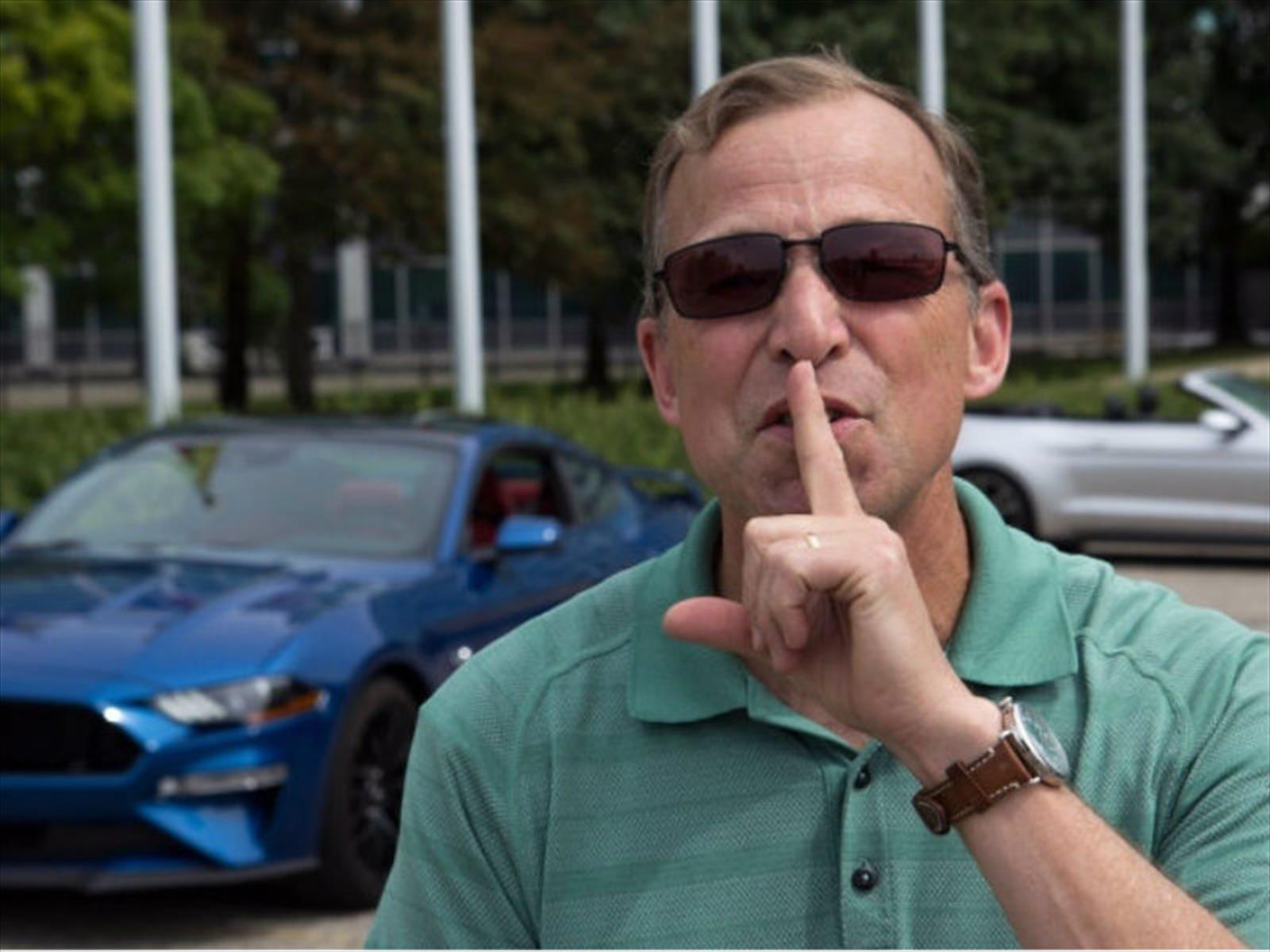 Ford permite programar el sonido del motor del Mustang