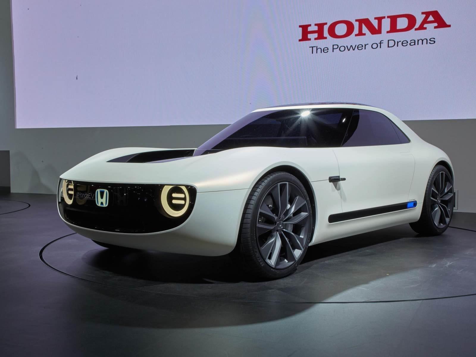Honda Sports EV Concept es un deportivo con inteligencia artificial