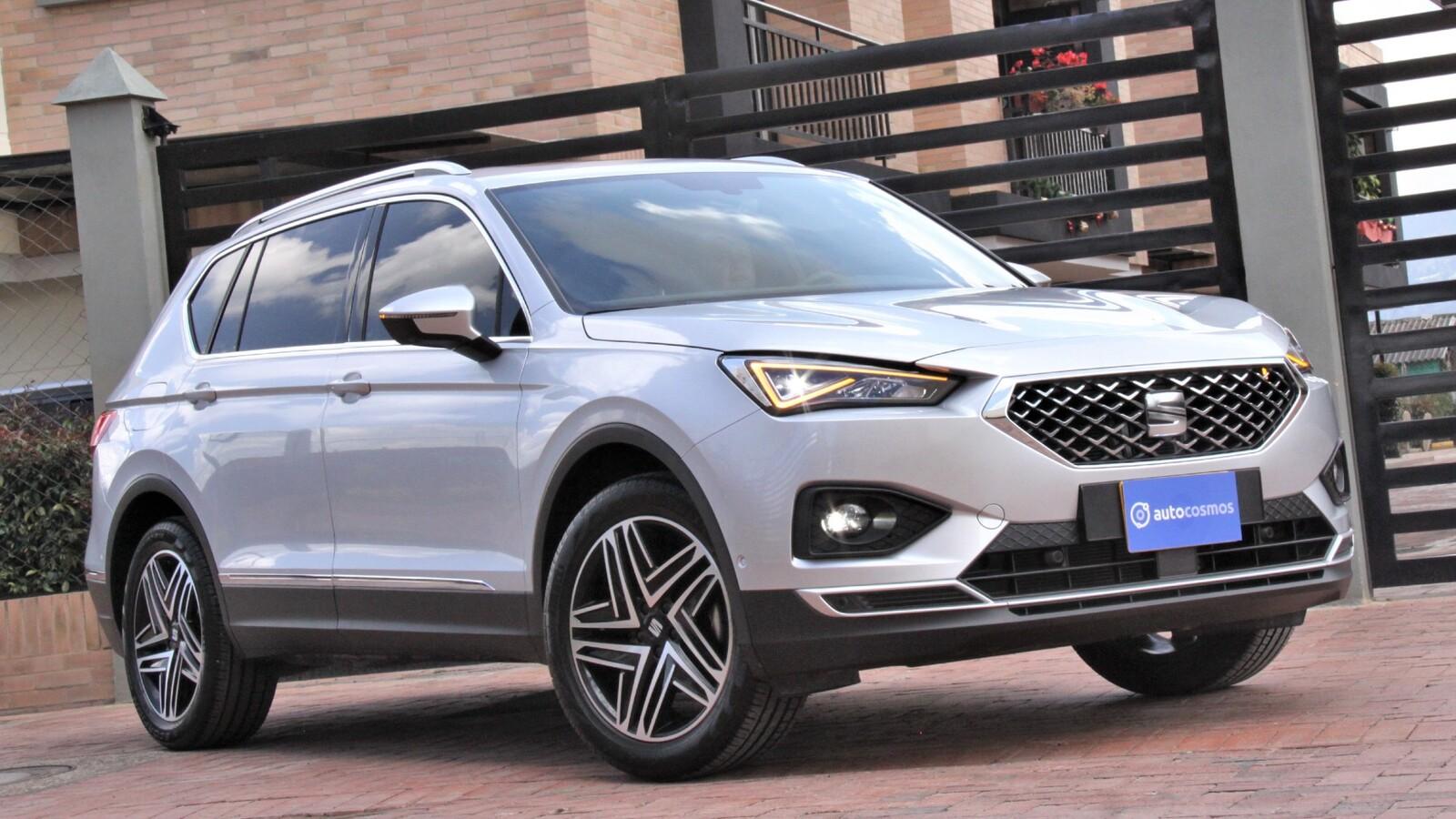 Seat Tarraco 2021, prueba de manejo a un SUV con verdadero sabor familiar