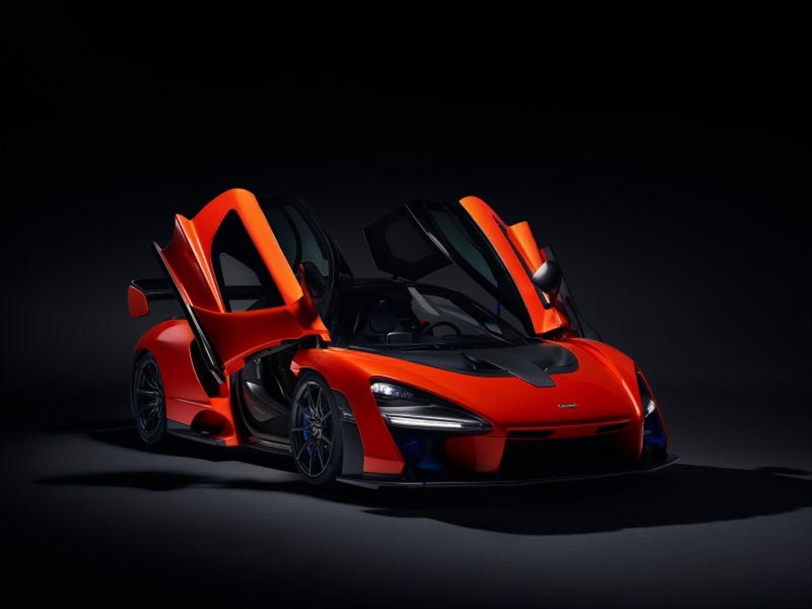McLaren Senna, un homenaje a la historia