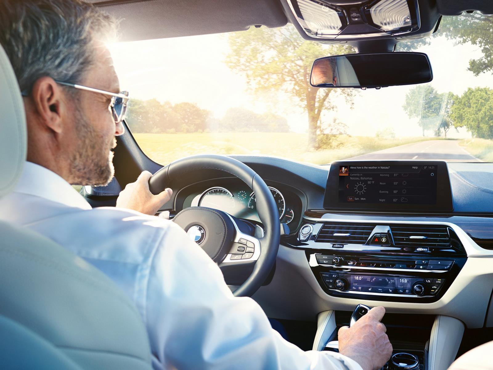 MINI y BMW serán compatibles con Amazon Alexa a partir de 2018