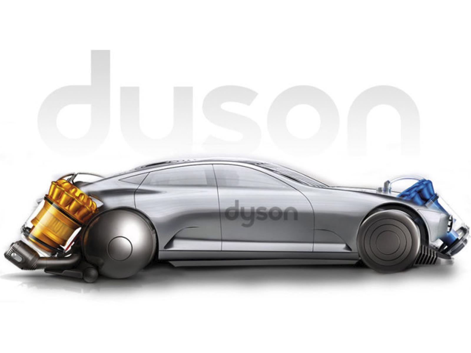 Una empresa de aspiradoras quiere hacer su propio auto