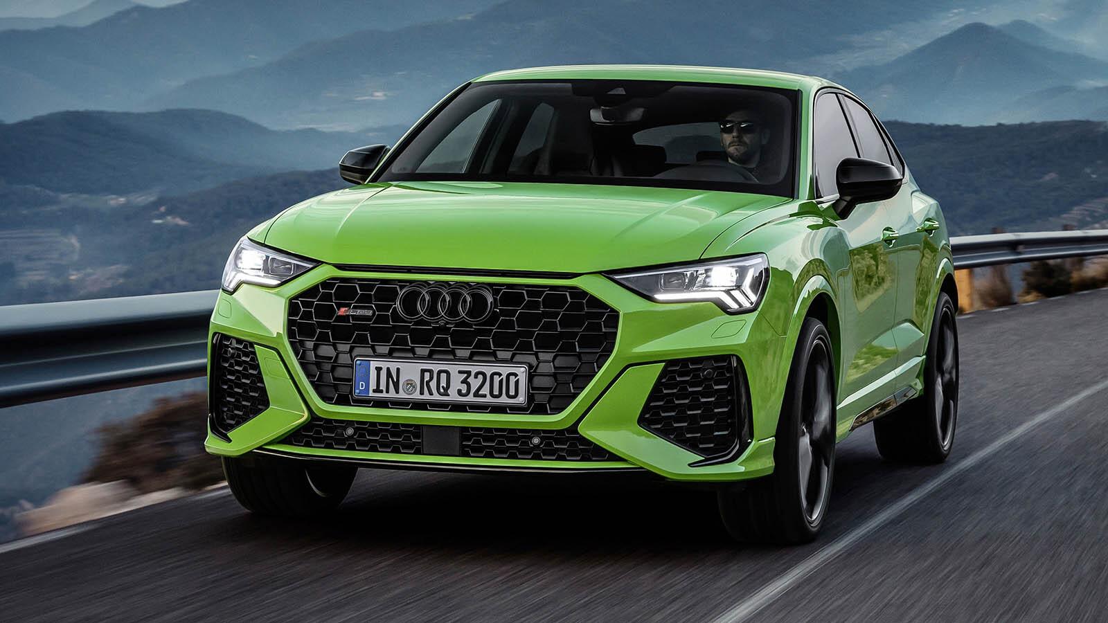 Audi RS Q3 Sportback 2022 llega a reforzar la gama deportiva en Chile