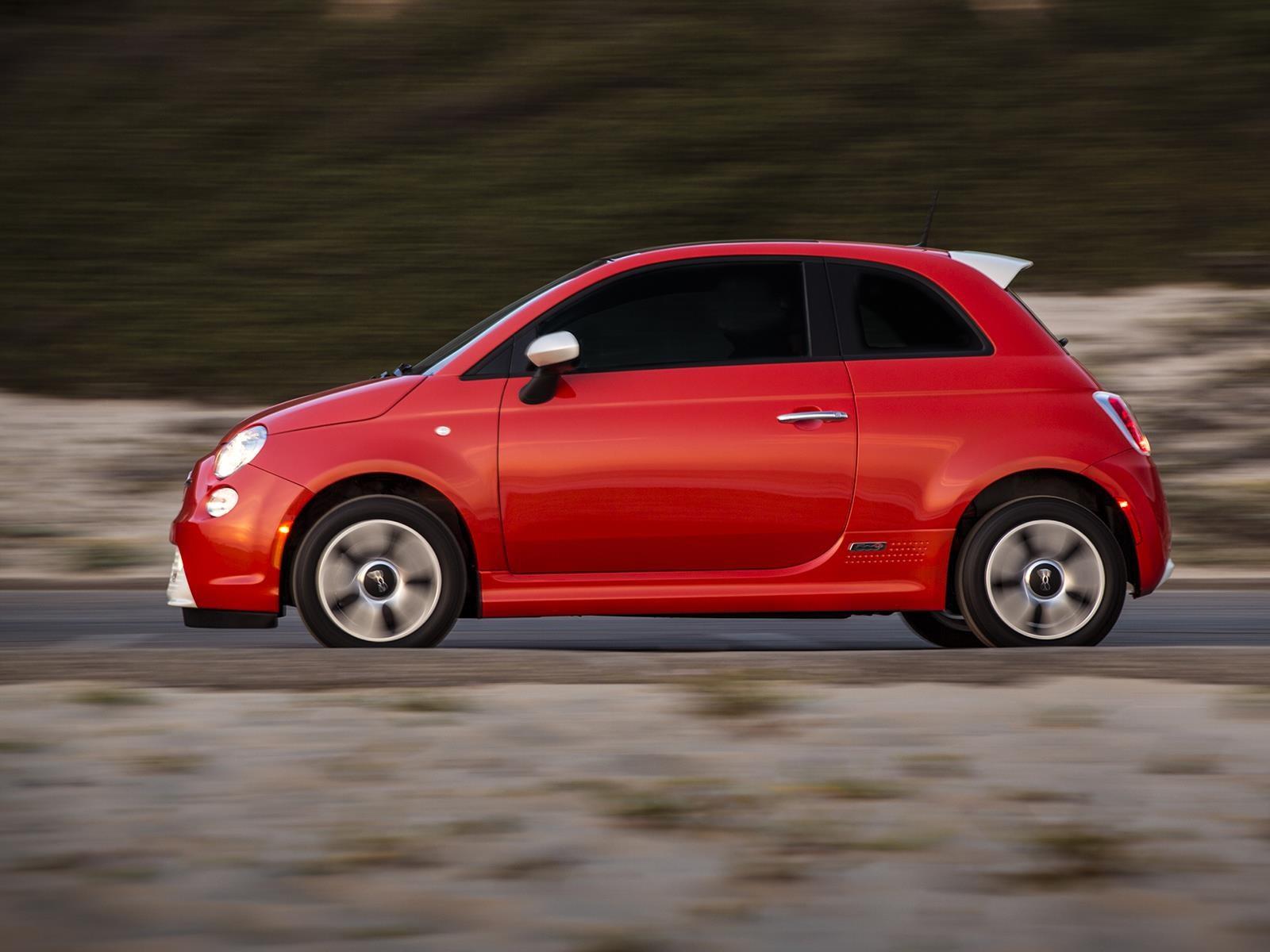 A pérdida: Cada FIAT 500e le cuesta a FCA 20.000 dólares