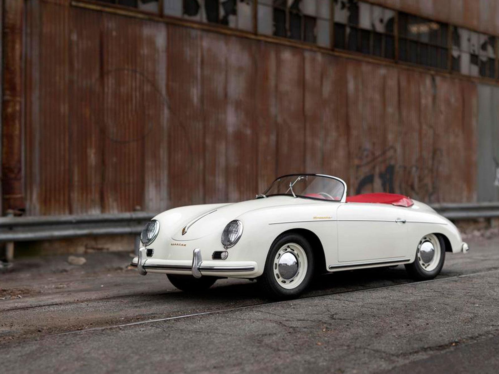 Porsche vuelve a fabricar frenos de tambor