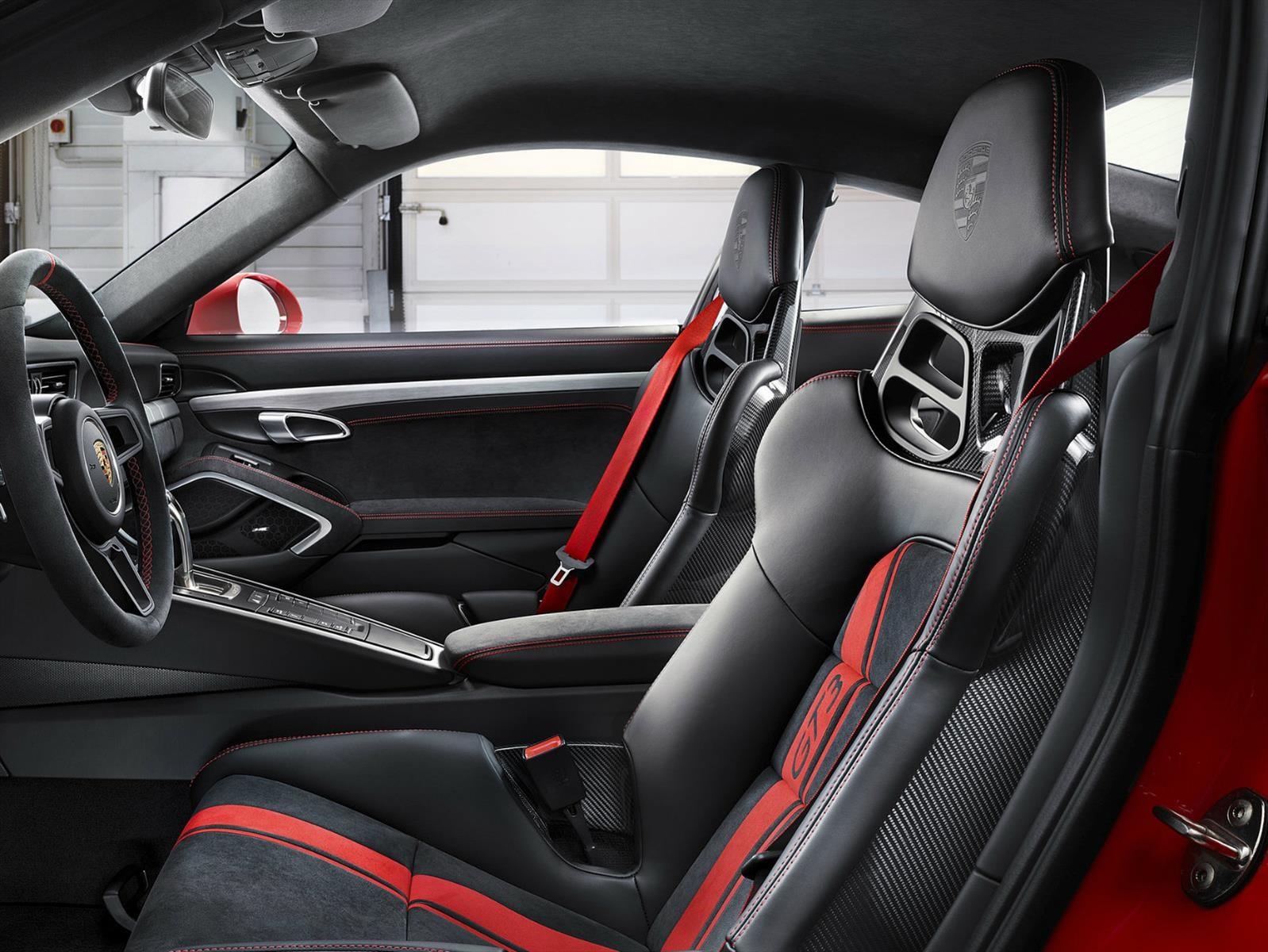 Los carros con los mejores asientos de 2017
