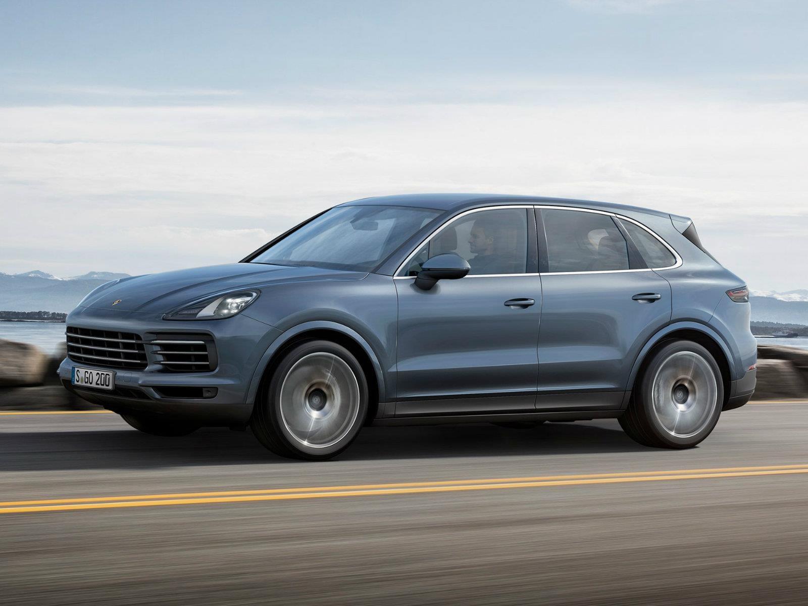 Esto es lo que debes saber de la nueva generación del Porsche Cayenne