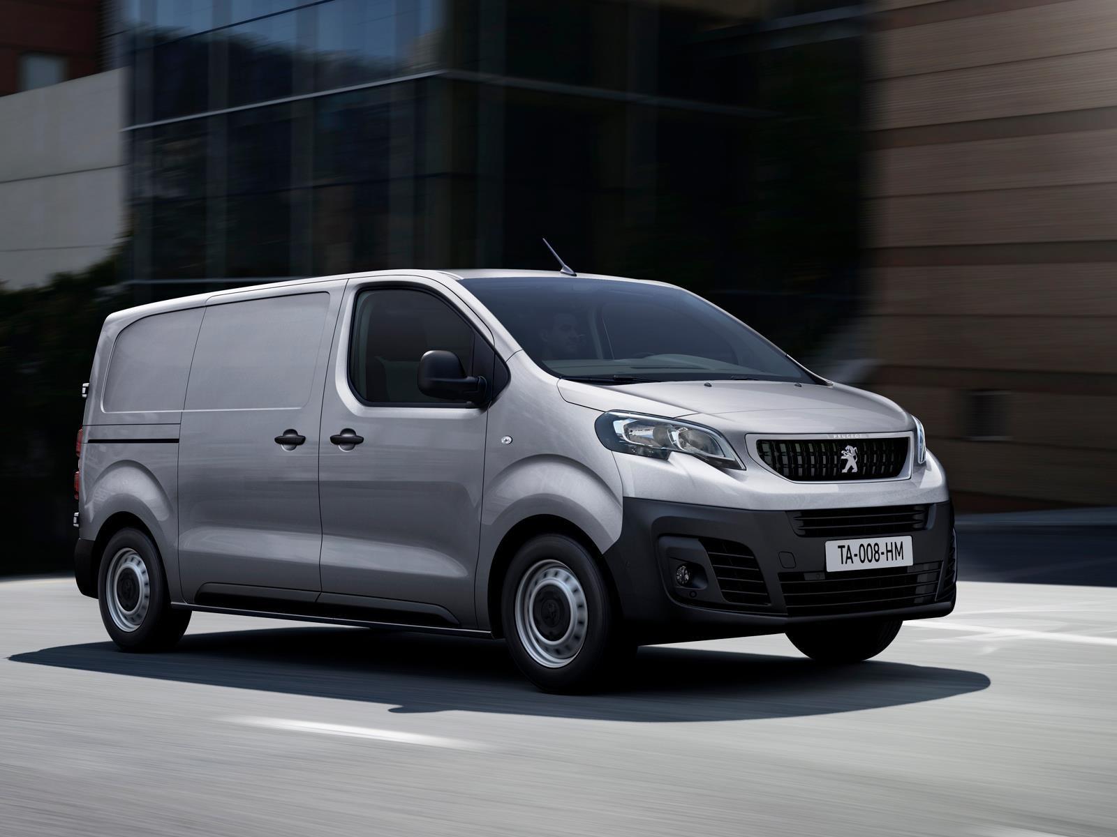 Peugeot Expert 2018 se presenta