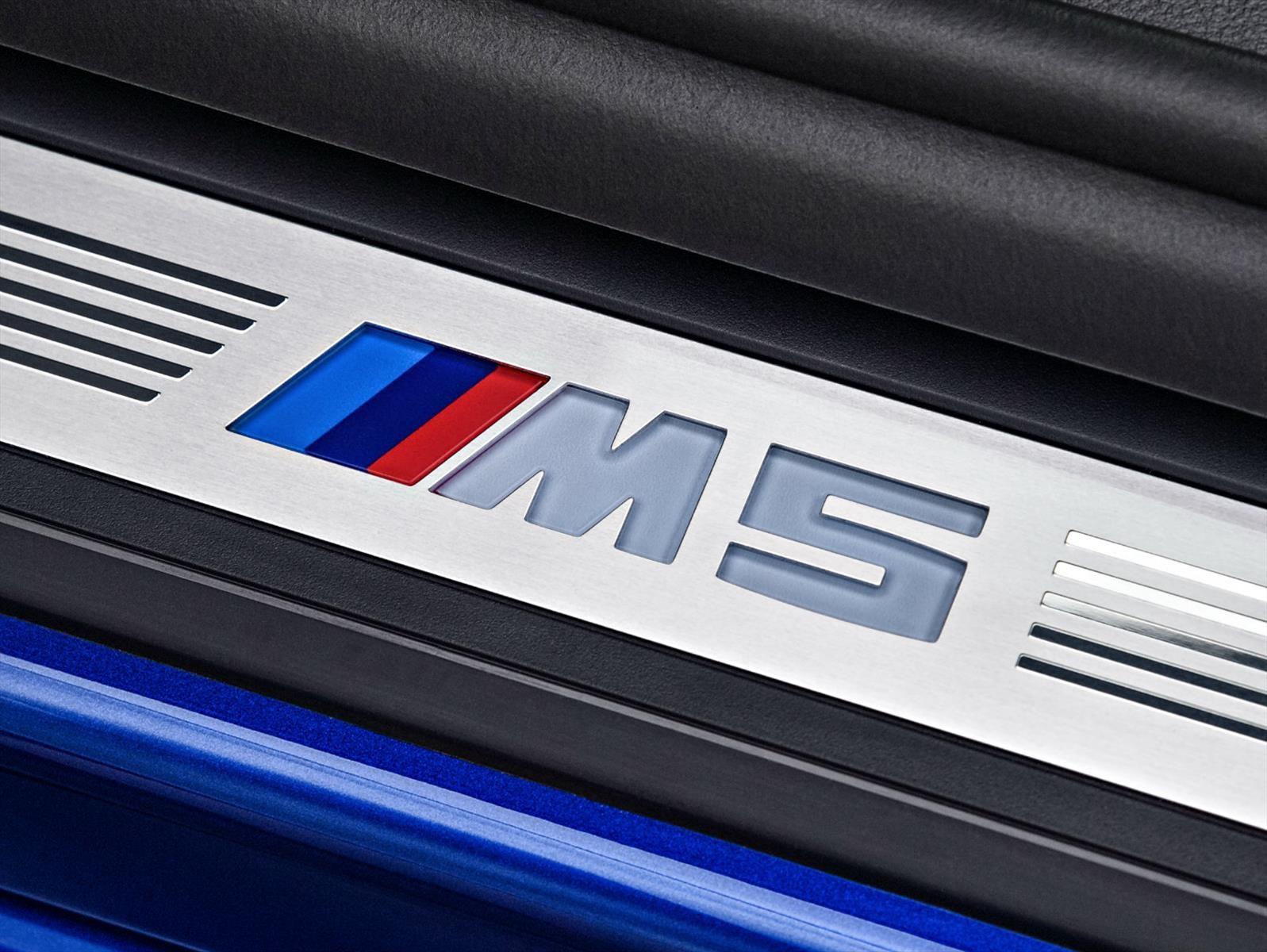 Galería: Las seis generaciones del BMW M5