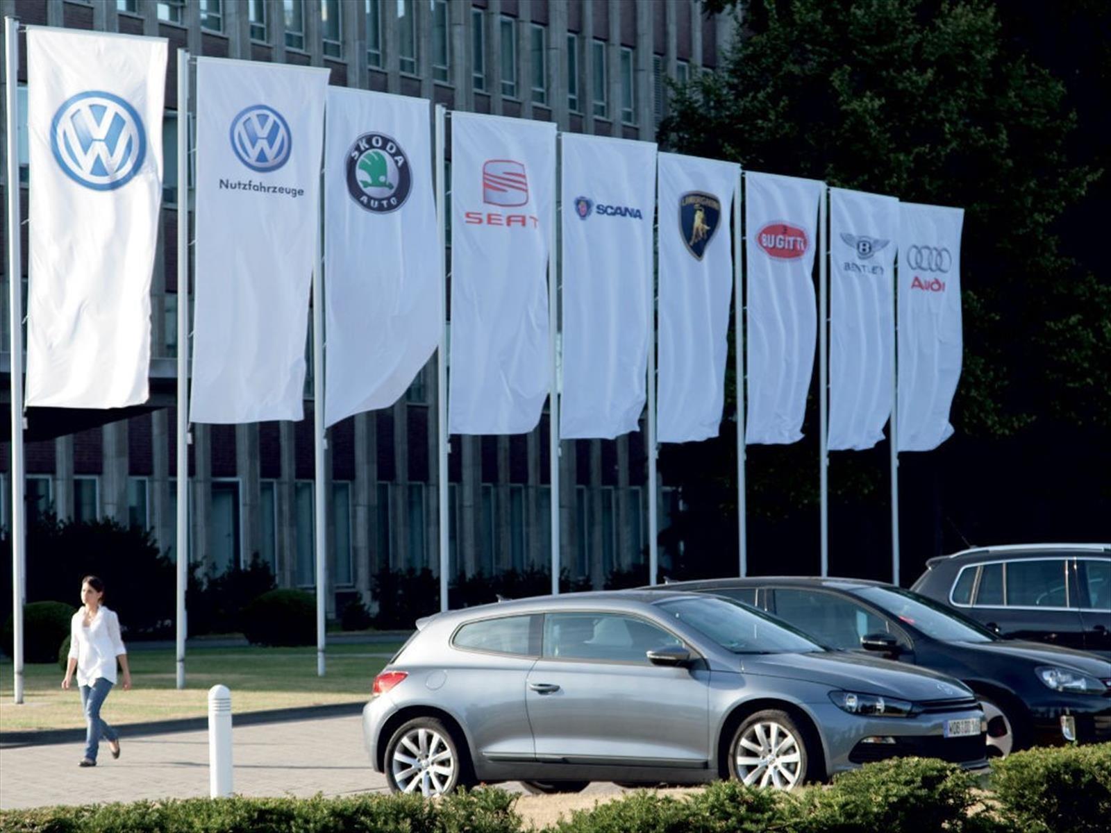 Volkswagen Group logra ventas récord en septiembre de 2017