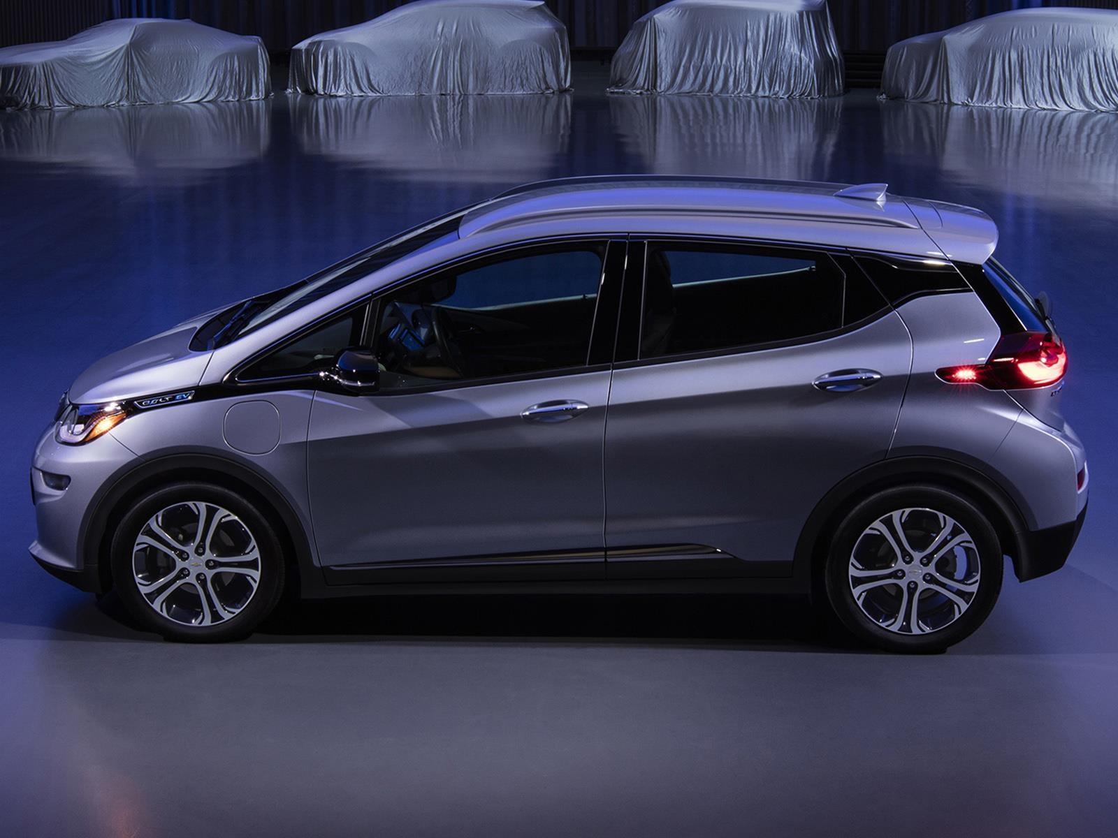 General Motors quiere desarrollar más modelos eléctricos en su linea de productos