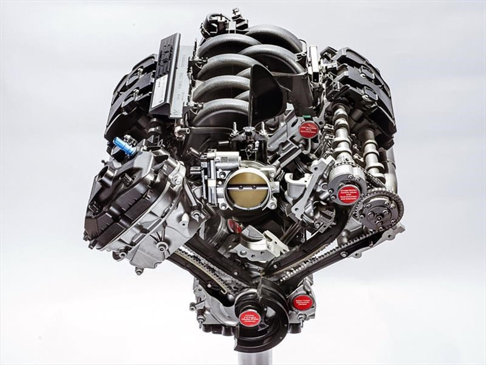 Los mejores 10 motores de 2018 según WardsAuto