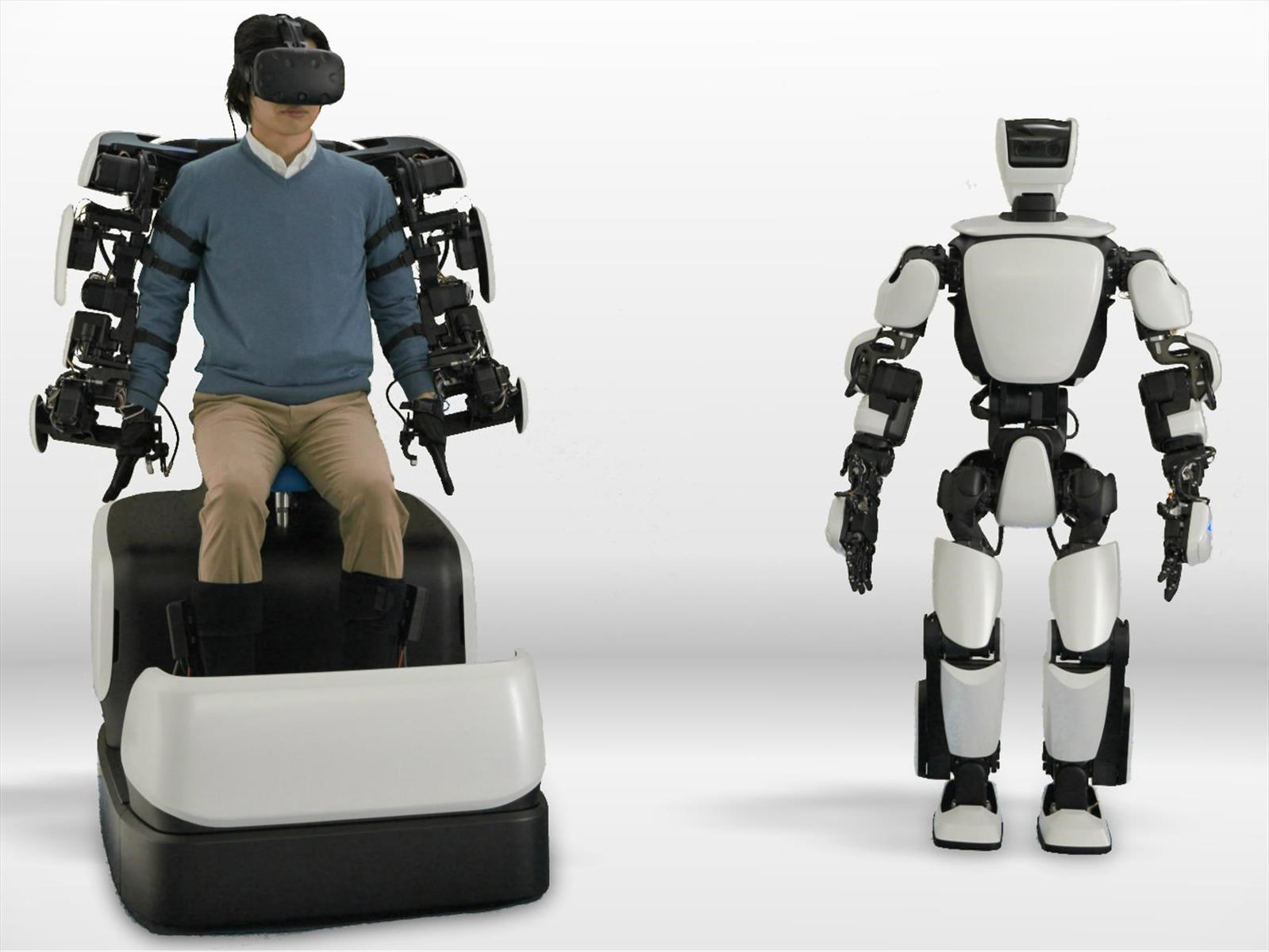 Toyota T-HR3 es un innovador robot humanoide